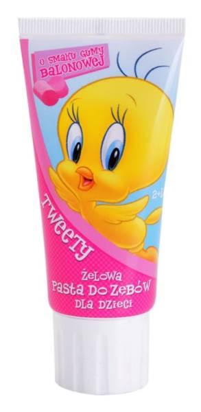 Tweety Zubní pasta pro děti 50ml