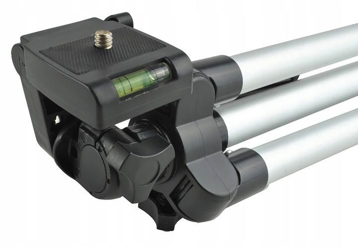 ISO 6067 Hliníkový stativ 133 cm s bluetooth ovladačem2