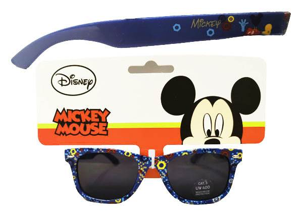 Javoli Slnečné okuliare pre deti Disney Mickey tmavo modré