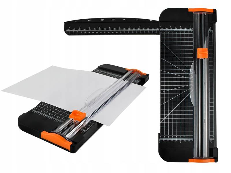ISO 6074 Kotúčová rezačka papiera A4 A5 B5