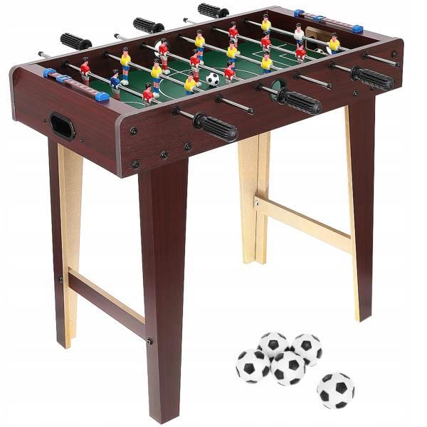 Malatec 9541 Stolný futbal 69 x 37 x 62 cm hnedá