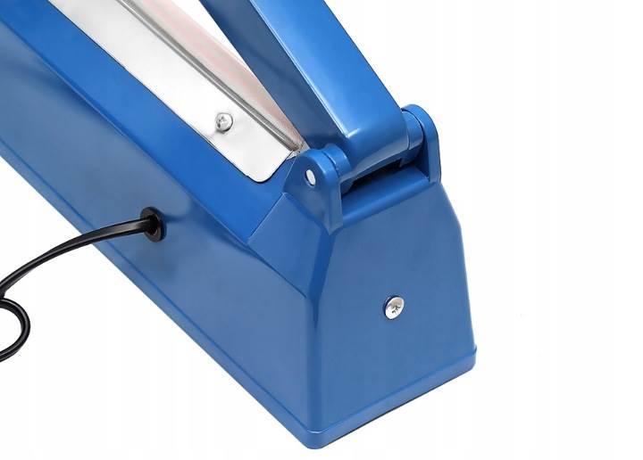 ISO 6667 Páková impulsní svářečka fólií PFS-300T5
