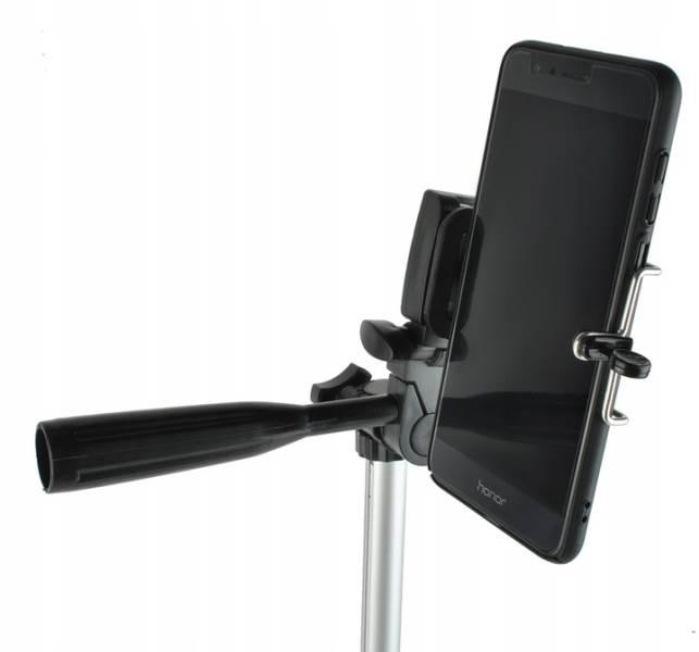 ISO 6067 Hliníkový stativ 133 cm s bluetooth ovladačem9