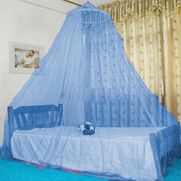 Pronett Moskytiéra nad posteľ modrá