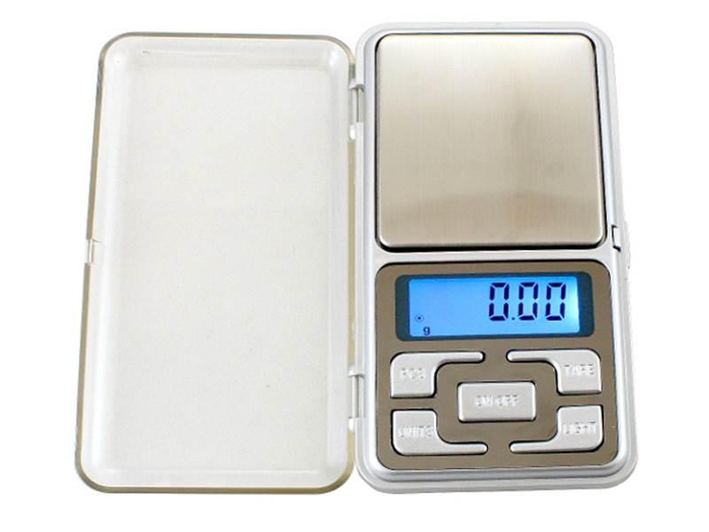 ISO 135 Digitální kapesní váha 200g/0,01g