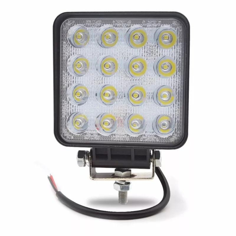 Fedus 3300 Pracovné svetlo hranaté 16 LED, 48W