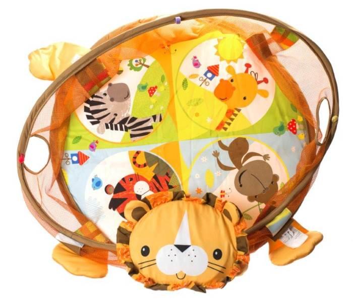 KIK Deka hrací lvíček s míčky 7