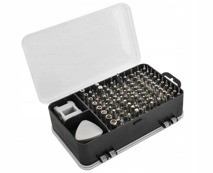 ISO 8645 Sada nářadí na opravu elektroniky 110 dílů4