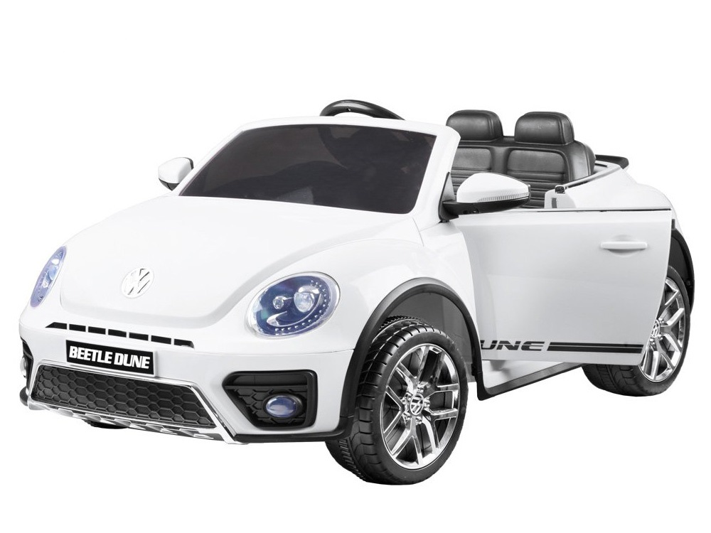 Joko PA0210 Bl Elektrické autíčko Volkswagen Beetle 2,4 GHz bílé