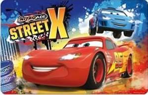 Javoli Prestieranie plastové Disney Cars 3D 40 x 30 cm II