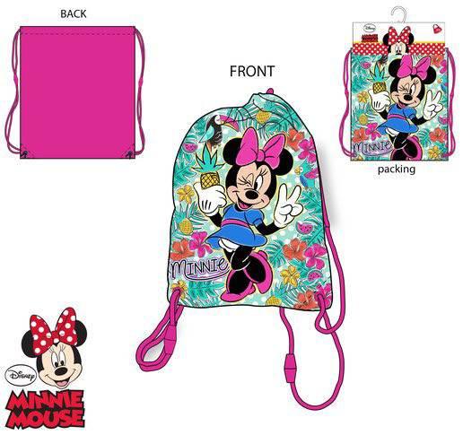 Javoli Detský Vak na chrbát Disney Minnie 37,5 x 31,5 cm