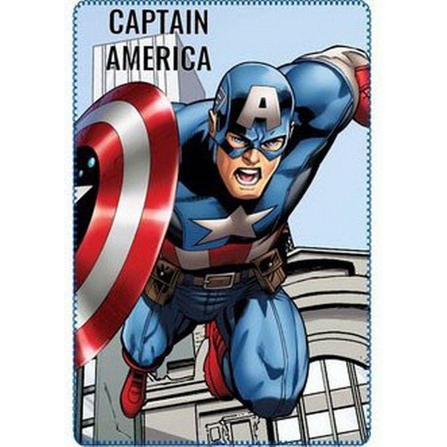 Javoli Deka fleecová Avengers 100 x 150 cm HQ II