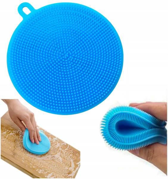 ISO 8639 Silikónová hubka na umývanie riadu