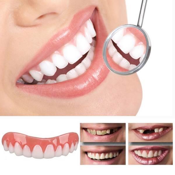 ISO 6068 Silikónová zubná protéza1