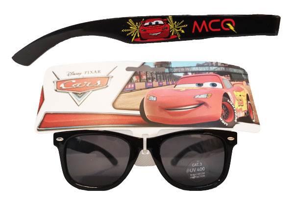 Javoli Slnečné okuliare pre deti Disney Cars čierne