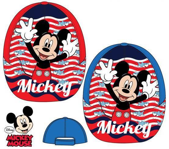 Javoli Šiltovka Disney Mickey veľ. 52 modrá
