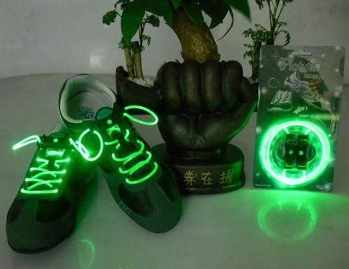 GFT LED svietiace šnúrky - zelené