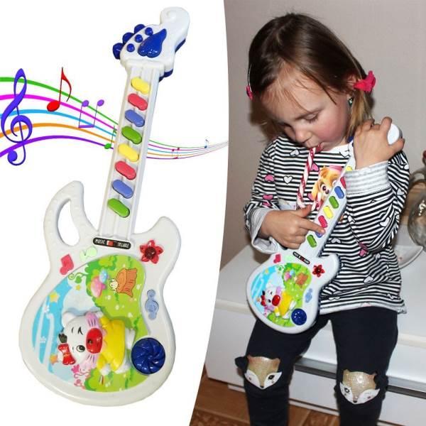 GFT Dětská kytara1