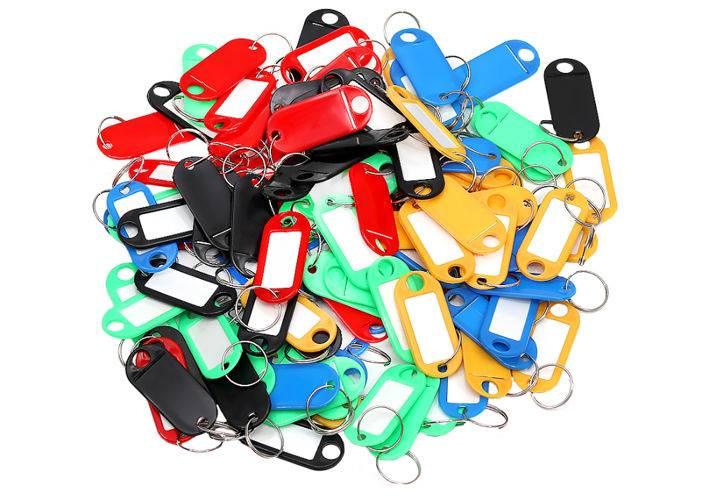 ISO 7942 Štítky na kľúče 100 kusov