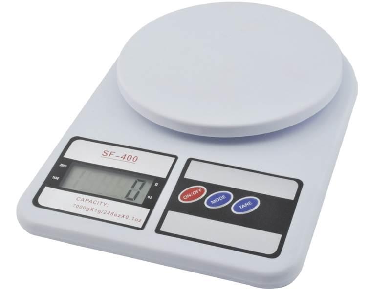 ISO SF-400 Kuchynská váha 10Kg / 1g