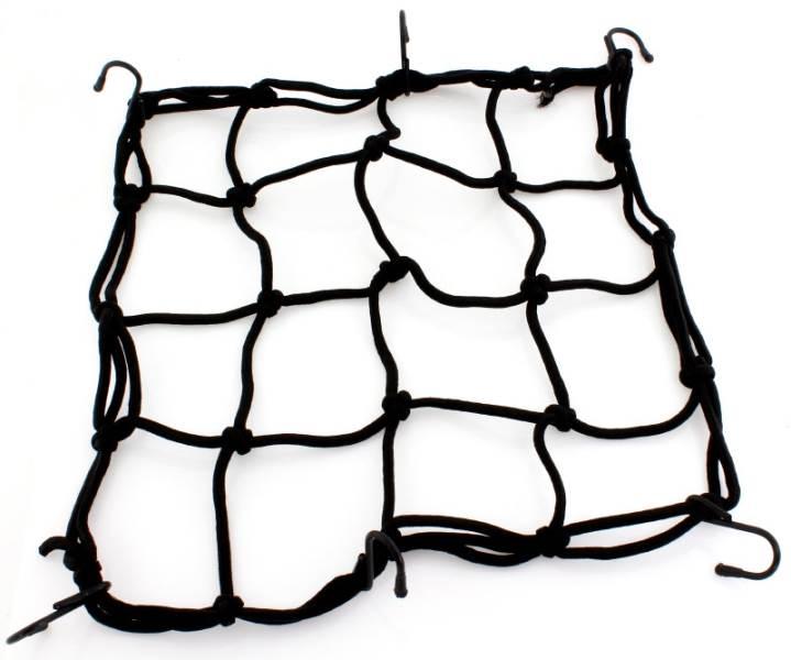 ISO Sieťka na batožinu 55 x 60 cm
