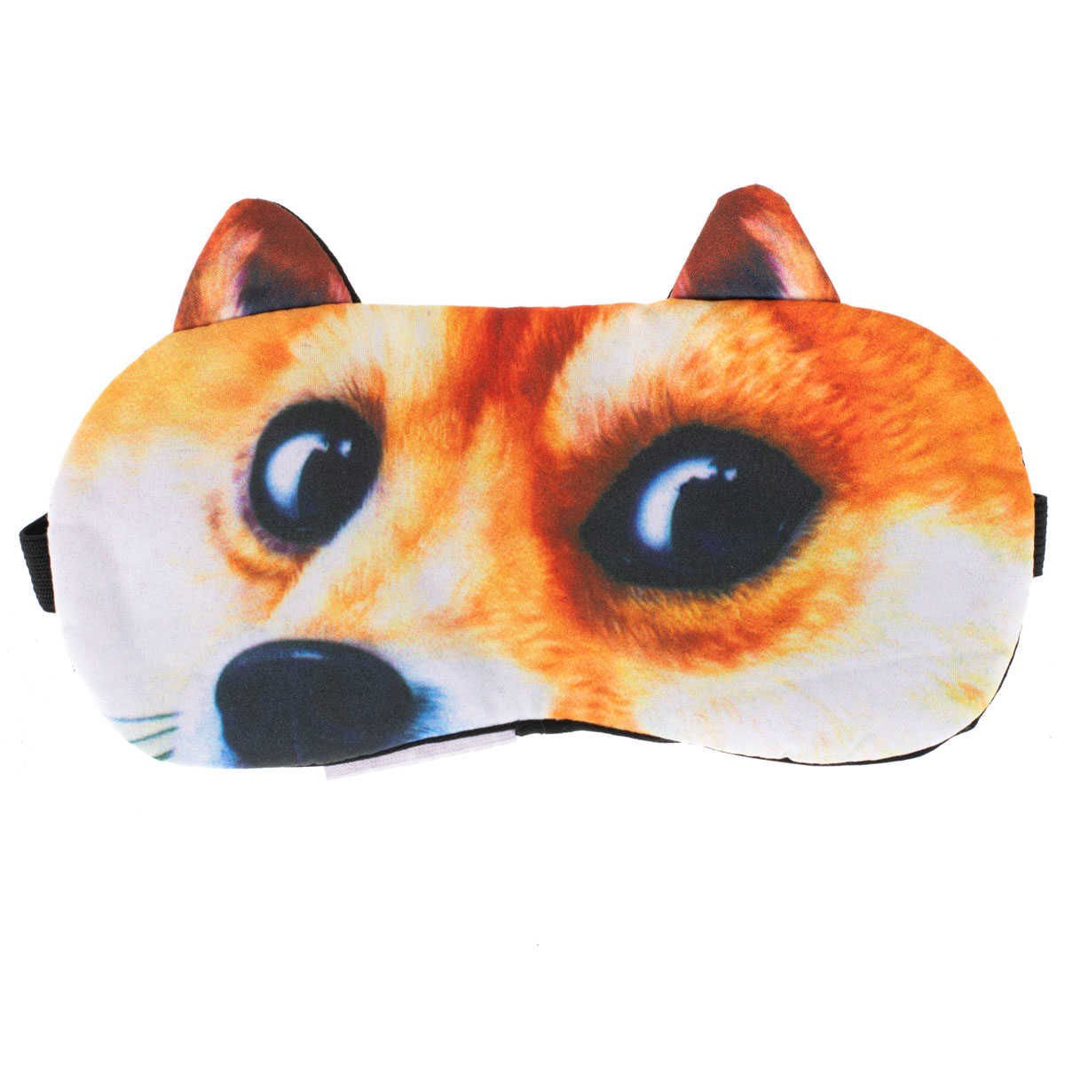 KIK 3D Maska na spanie oči líška