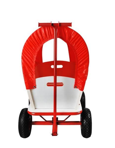 Záhradný vozík s plachtou 150 Kg - WO-8603