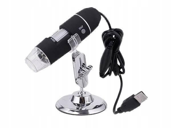 Verk 09082 USB Digitálny mikroskop k PC, 50-500x