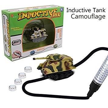 KIK KX9974 Indukční tank s magickým fixem 1:32