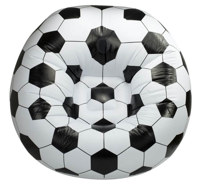 KIK KX7628 Nafukovací křeslo míč 90 x 90 cm3