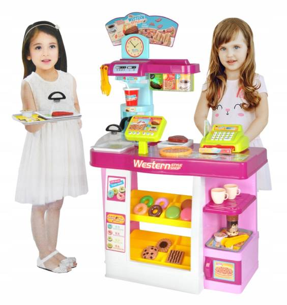 ISO 6081 Cukrárna pro děti s doplňky bazar