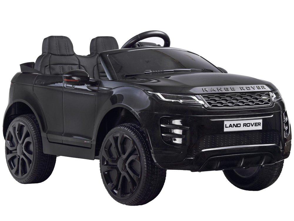 Joko PA0045 CY Elektrické autíčko Range Rover Evoque 4x4 černé