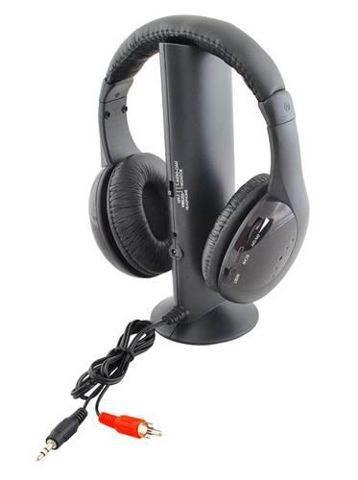 APT Bezdrátová sluchátka 5v1 MH20014