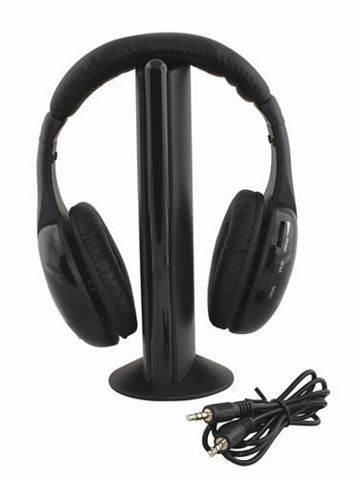 APT Bezdrátová sluchátka 5v1 MH20015