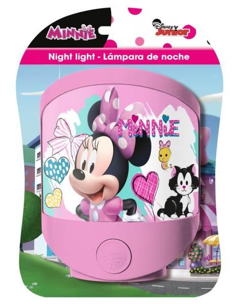 Javoli Nočná LED lampička Disney Minnie