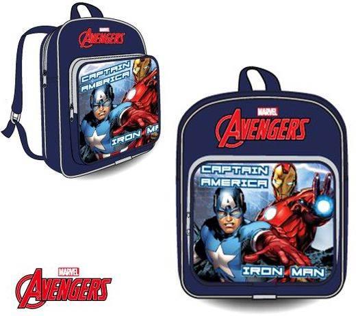 Javoli Detský batoh Avengers 26,5 x 22 x 8 cm