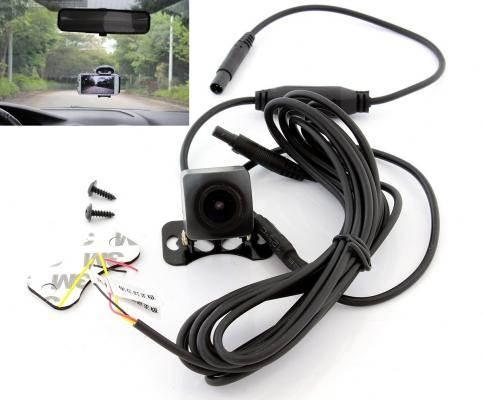 APT AK173E Bezdrôtová cúvacia kamera s WIFI