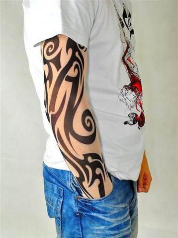 Tetování rukáv Tribal