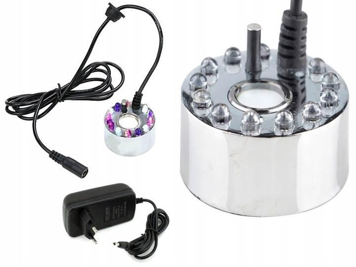 Verk 12242 Mini dymostroj 12 LED + napájací zdroj 230V / 24V