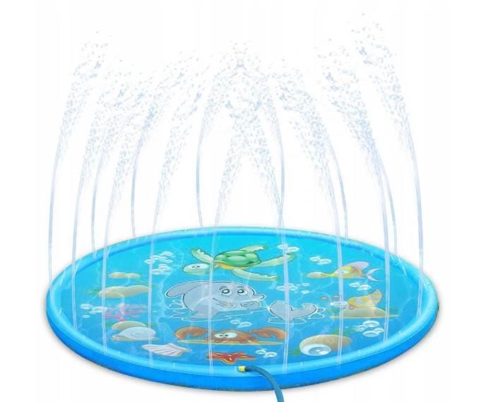 KIK Nafukovacie bazénik s fontánkou 170 cm
