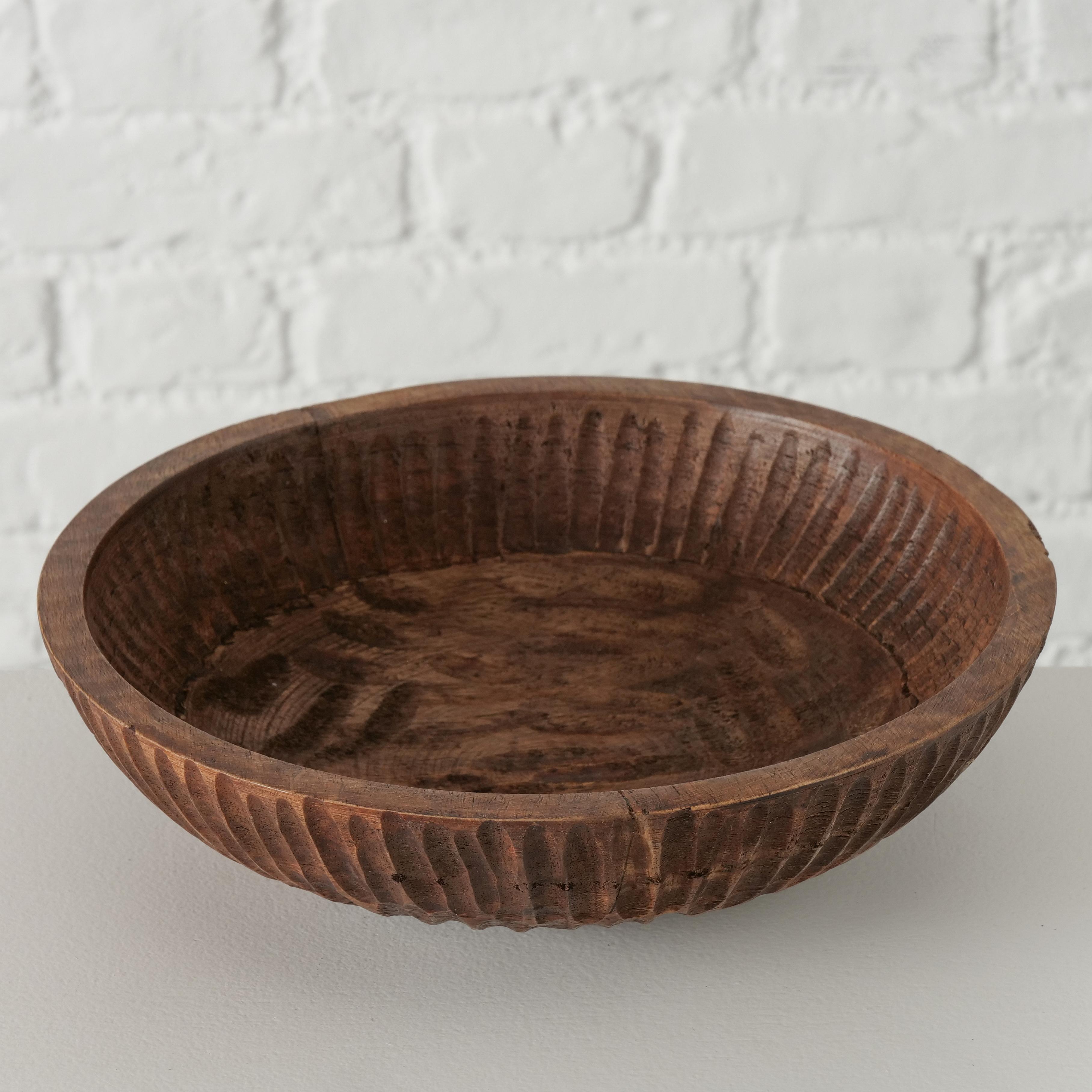 Boltz Dekoratívne misa z dreva mangovníka Troeske 1 ks