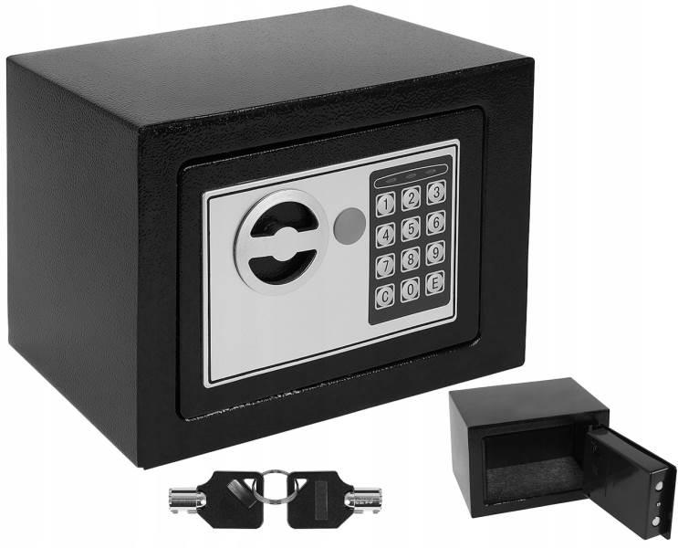 ISO 8799 Trezor digitálny 230x170x170mm