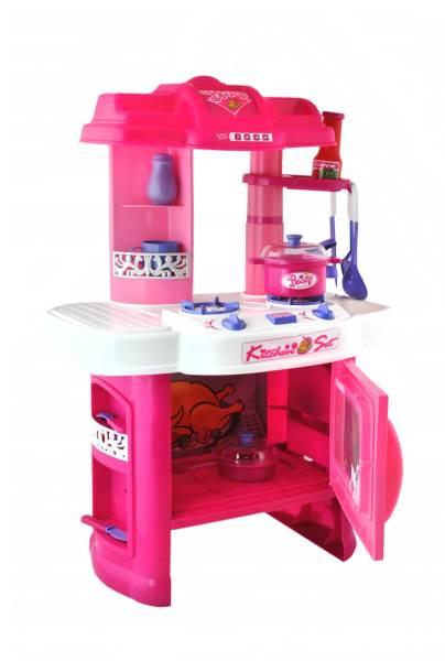Kuchyně s příslušenstvím pro holčičky XCH-826