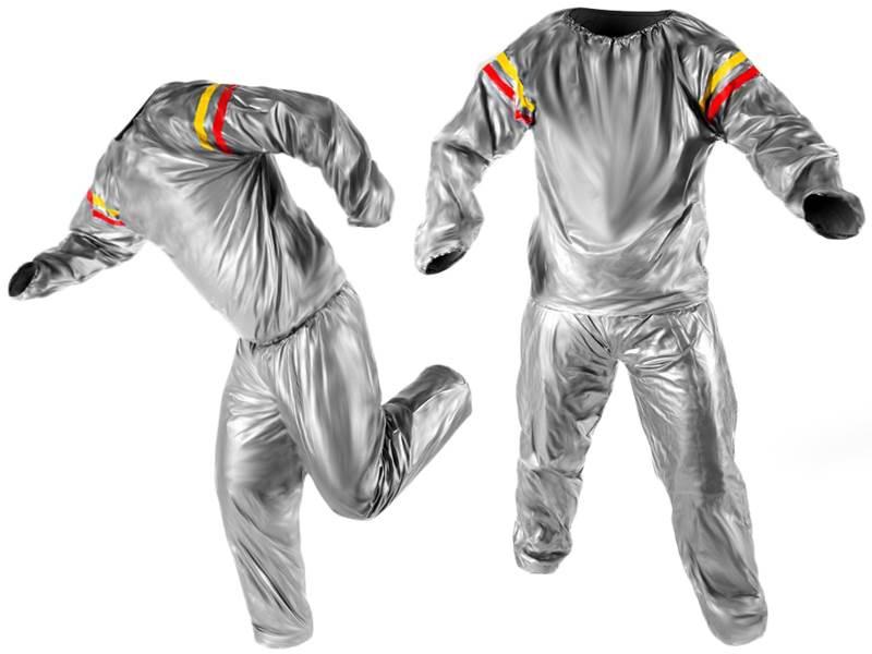ISO 452 Sauna oblek L