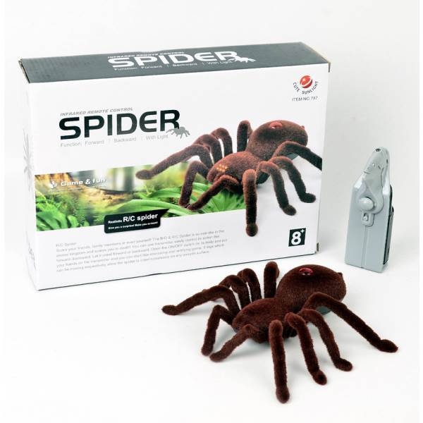 KIK Pavouk na dálkové ovládání