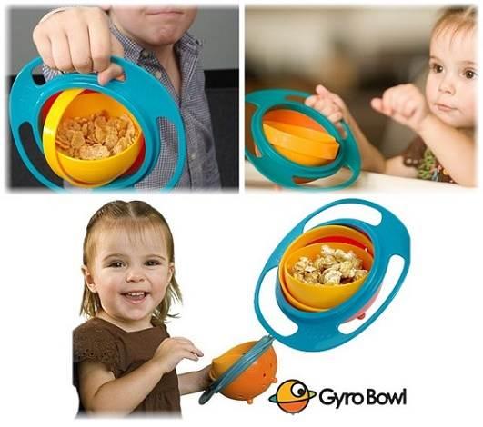 KIK Gyro Bowl - Čarovná miska