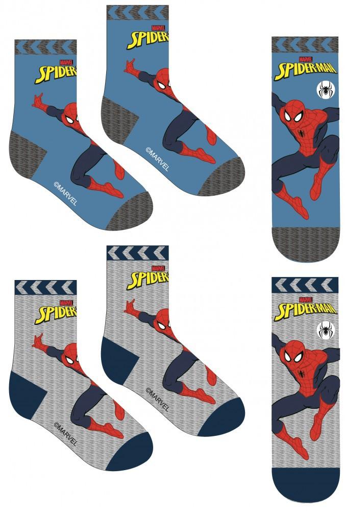Javoli Detské ponožky Spiderman vel. 31/34 1 pár