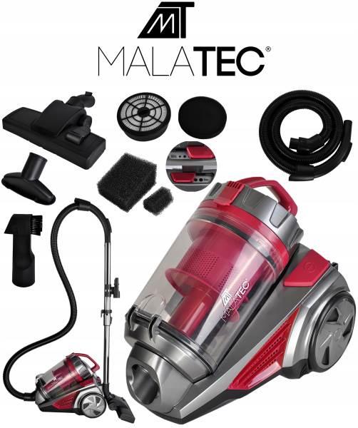 Malatec 9688 Multi Cyklónový Bezsáčkový vysavač 800W
