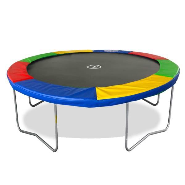 GT Kryt pružin na trampolínu barevný 244 cm3
