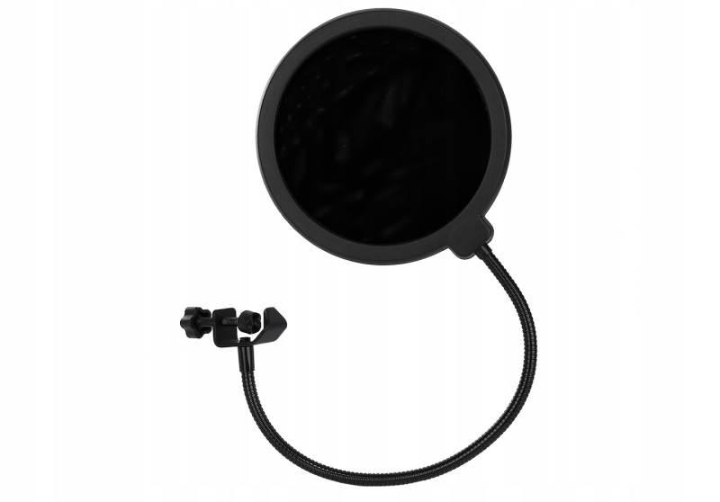 ISO 8957 Profesionálny štúdiový mikrofón pre náročných užívateľov so stojanom6